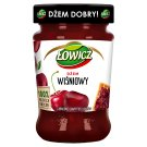 Łowicz Low Sugar Cherry Jam 280 g