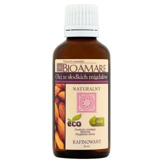 Bioamare Olej ze słodkich migdałów rafinowany 50 ml