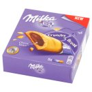 Milka Crunchy Break Cakes with Nut Filling and Milk Chocolate 130 g (5 x 26 g)