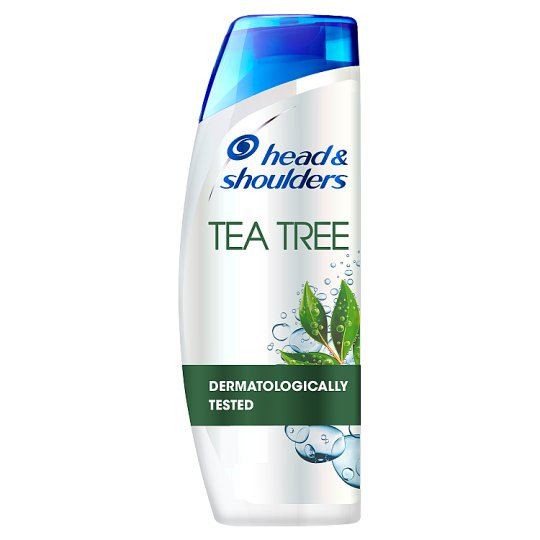 Head & Shoulders Tea Tree Anti-Dandruff And Refreshing Shampoo 400 ML