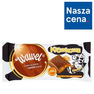 Wawel Krówkowa Filled Milk Chocolate 100 g