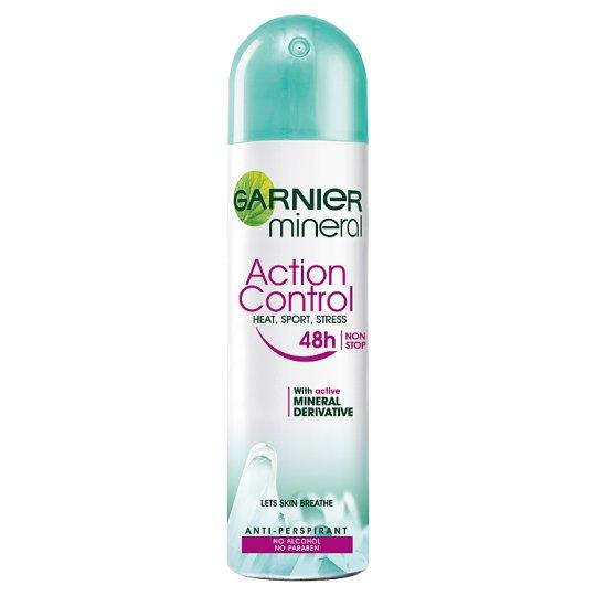 Garnier Mineral Action Control Antyperspirant w sprayu bez alkoholu 150 ml