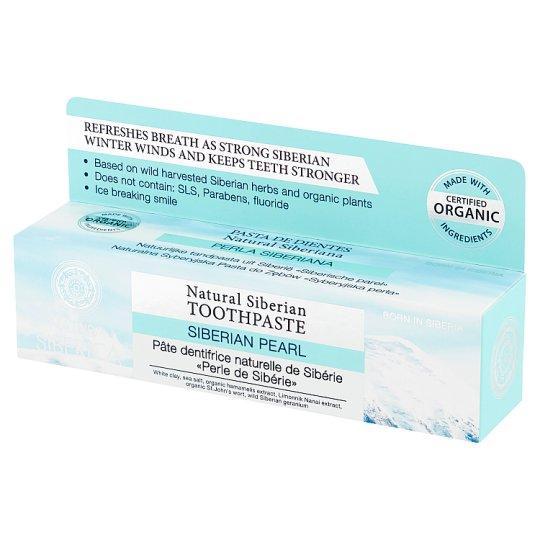 Natura Siberica Siberian Pearl Natural Siberian Toothpaste 100 g