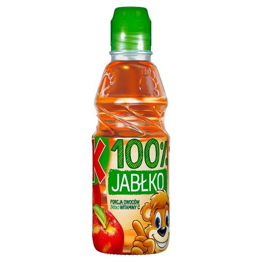 Kubuś 100% Sok jabłko 300 ml