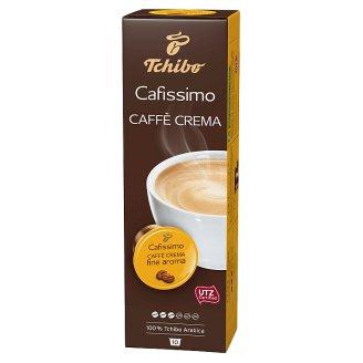 Tchibo Cafissimo Caffè Crema Fine Aroma Ground Coffee Capsules 70 g (10 Pieces)