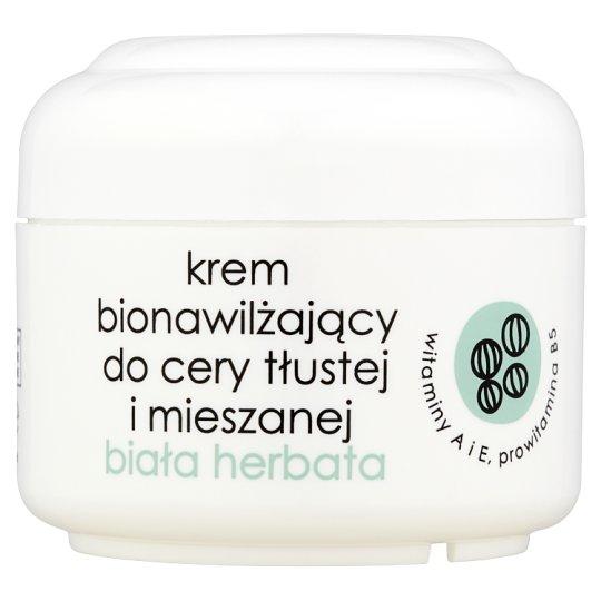 Ziaja White Tea Biomoisturizing Cream for Oily and Mixed Skin 50 ml