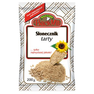 BackMit Słonecznik tarty 200 g