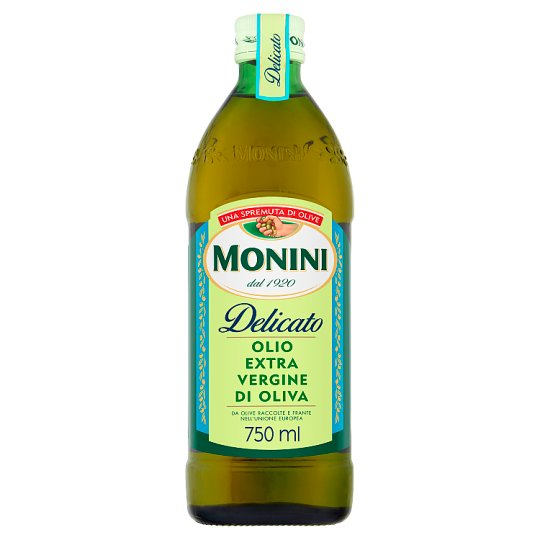 Monini Delicato Extra Virgin Olive Oil 750 ml