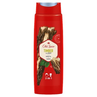 Old Spice Timber with Mint Shower Gel For Men 250ml