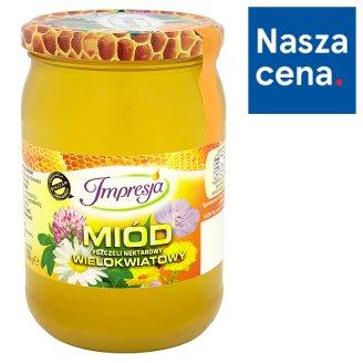 Impresja Miód pszczeli nektarowy wielokwiatowy 830 g