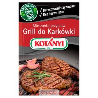Kotányi Grill do karkówki Mieszanka przypraw 22 g