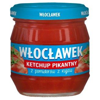 Włocławek Hot Ketchup 200 g
