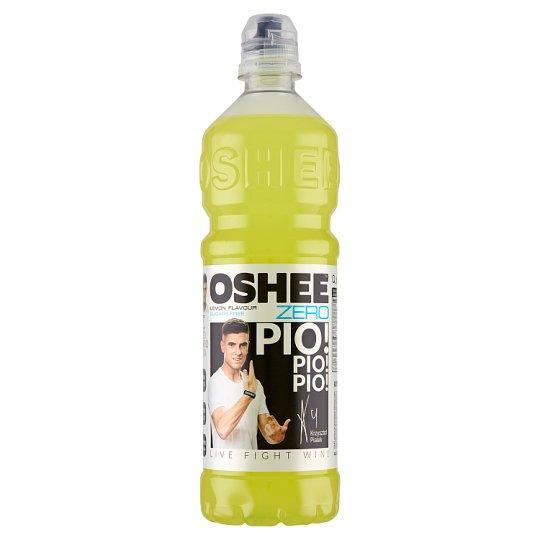 Oshee Zero Napój niegazowany o smaku cytrynowym 0,75 l