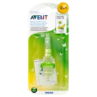 Avent Soother Clip from Birth