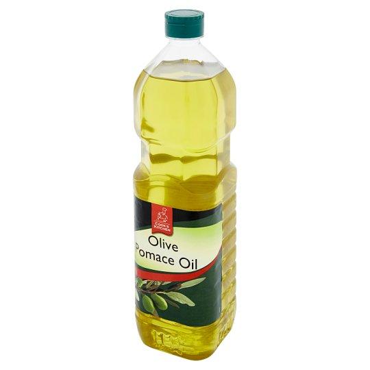 Cook's Kitchen Oliwa z wytłoczyn z oliwek 1 l