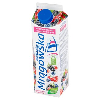 Mlekpol Forest Fruits Mrągowska Buttermilk 1 L