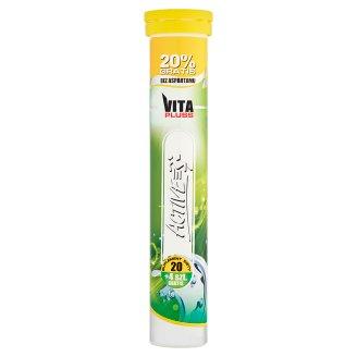 Vita Pluss Active Tabletki musujące Suplement diety 96 g (24 tabletki)