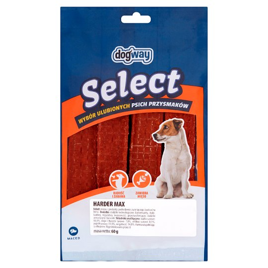 Dogway Select Harder Max Supplementary Food for Dogs 60 g
