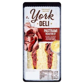 York Deli Sandwich Pastrami Roastbeef 135 g