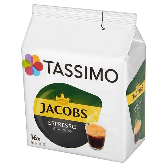 Tassimo Jacobs Espresso Classico Ground Coffee 118.4 g (16 Capsules)