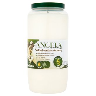 Angela Candle Oil Refill