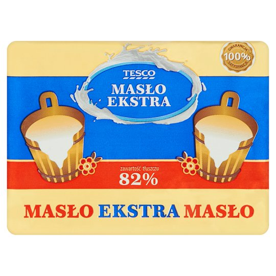 Tesco Extra Butter 200 g