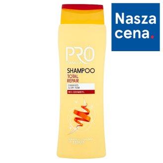 Tesco Pro Formula Szampon do włosów Total Repair 400 ml