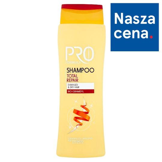 Tesco Pro Formula Total Repair Shampoo 400 ml
