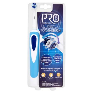 Tesco Pro Formula Rechargeable Toothbrush