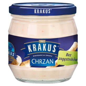 Krakus Horseradish 180 g