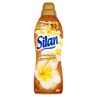Silan Aromatherapy Citrus Oil & Frangipani Concentrated Fabric Conditioner 1 L (40 Washes)