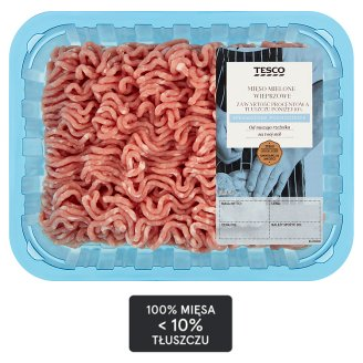 Tesco Minced Pork Ham Meat 500 g