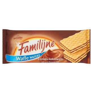 Familijne Wafers with Cocoa Flavoured Cream 180 g