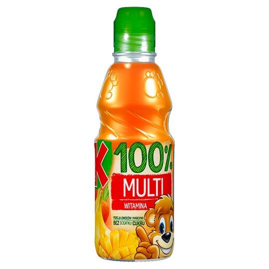 Kubuś 100% Multivitamin Juice 300 ml