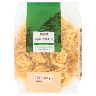 Tesco Tagliatelle Makaron bezjajeczny 500 g