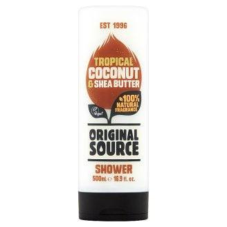 Original Source Coconut & Shea Butter Shower Gel 500 ml