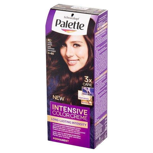Palette Intensive Color Creme Hair Colorant Dark Mahogany R2