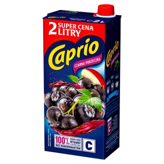 Caprio Blackcurrant Drink 2 L