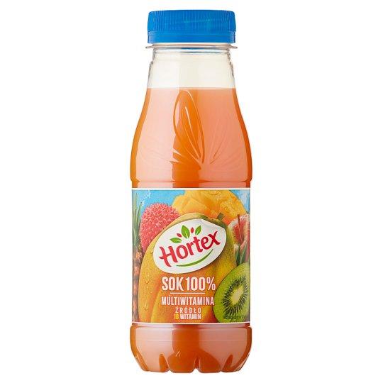 Hortex Multiwitamina Sok 100% 300 ml