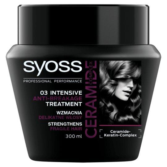 Syoss Ceramide Complex Intensywna kuracja do włosów 300 ml