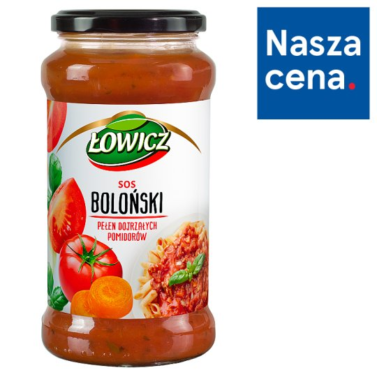 Łowicz Bolognese Sauce 520 g