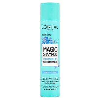 L'Oréal Paris Magic Shampoo Fresh Crush Dry Shampoo 200 ml