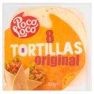 Poco Loco Tortilla pszenna 320 g (8 sztuk)