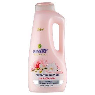 Apart Natural Apple and Rose Cream Bubble Bath 1.5 L