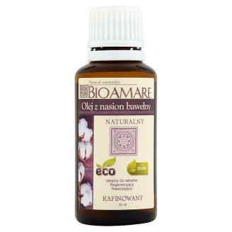Bioamare Olej z nasion bawełny rafinowany 30 ml