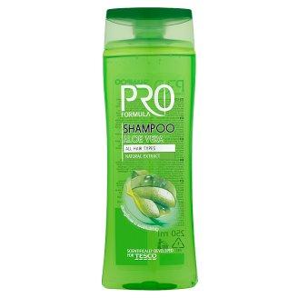Tesco Pro Formula Aloe Vera Szampon do włosów 250 ml