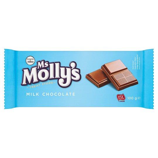 Ms Molly's Czekolada mleczna 100 g