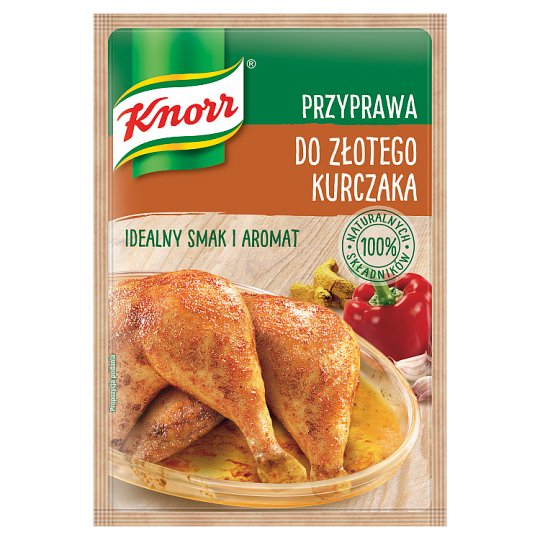 Knorr Przyprawa do złotego kurczaka 23 g