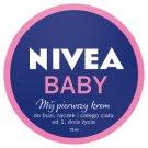 NIVEA Baby My First Cream 75 ml