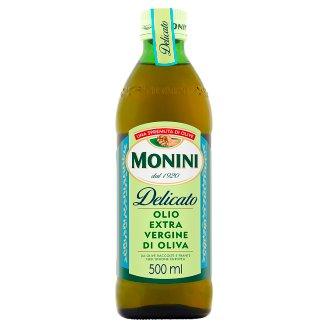Monini Delicato Oliwa z oliwek najwyższej jakości z pierwszego tłoczenia 500 ml